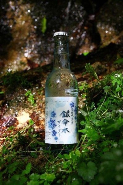 画像1: 銀命水サイダー (1)